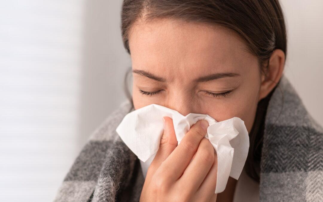 Diferencia entre gripe, constipado y covid